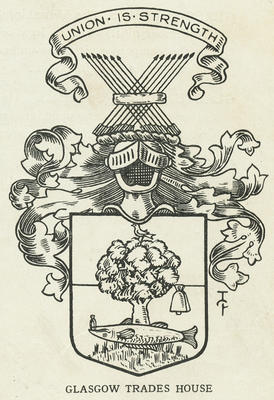 Trades House Coat of Arms