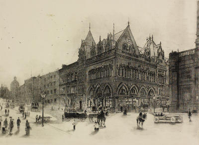The Glasgow Stock Exchange