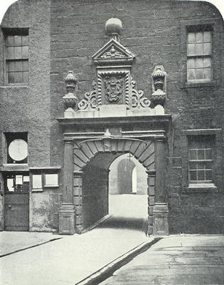 Old College Archway