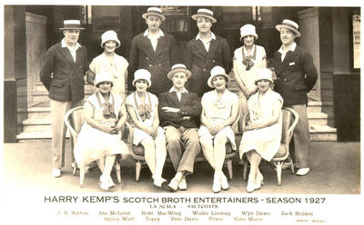 Scotch Broth Entertainers