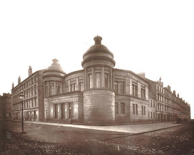Govan UP Church