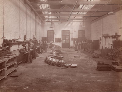 Coplawhill brass foundry