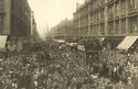Jubilee of trams, 1922