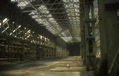 Linthouse Engine Shed