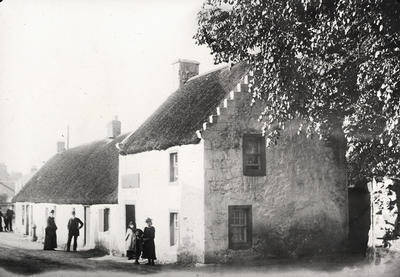 Granny Robertson's cottages