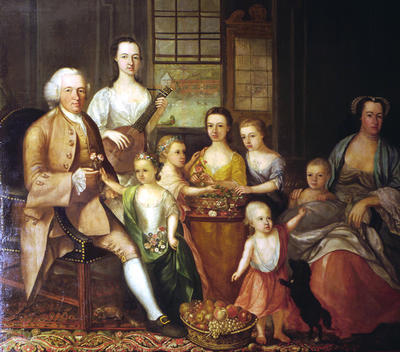The Glassford family