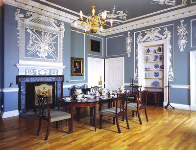 Pollok House Dining Room