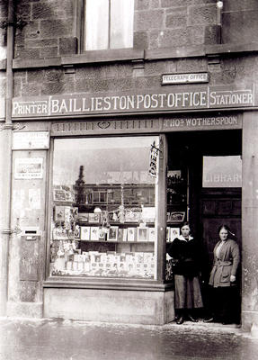 Baillieston Post Office