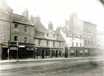 Gallowgate c 1890