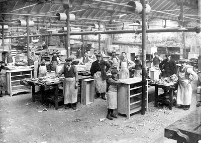 Morris's Furniture Factory