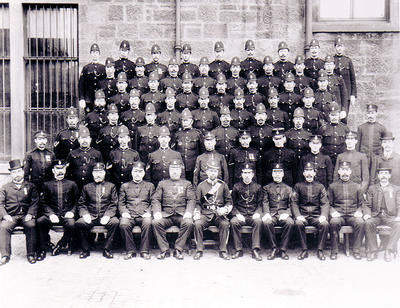 Govan Police Force
