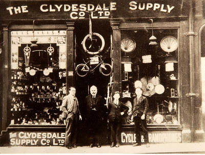 The Clydesdale Supply Co