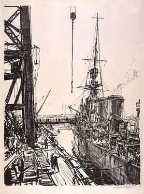 Fairfield Shipyard 1932