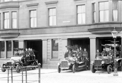 Govan Fire Station