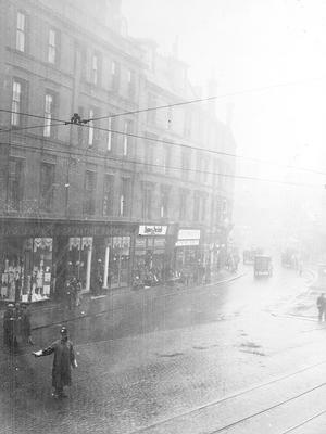 Govan Cross c 1920s