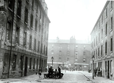 Roslin Place and Burnside Street