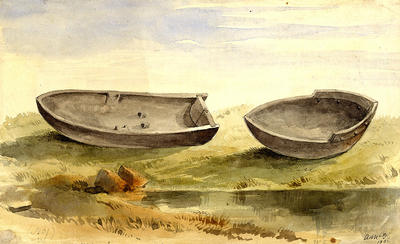 Clydehaugh logboats