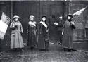 Suffragettes' Picket