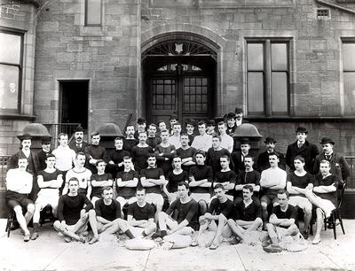 Dennistoun Baths Harriers