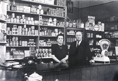 Janet and Arthur Irvine
