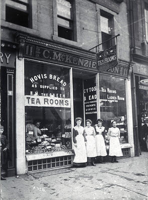 McKenzie's tearooms