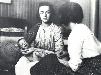 Health visitor, 1920s