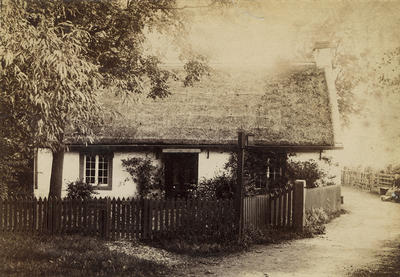 Moss Side Cottage, Crossmyloof