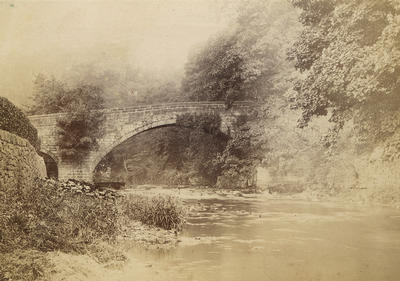 Old Snuff Mill Bridge