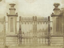 Sighthill Cemetery Gates