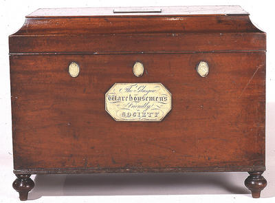 Warehousemen's F S  Charter Chest