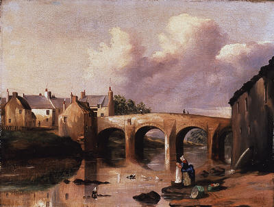 Old Partick Bridge