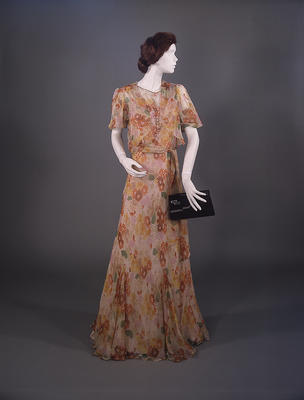 Afternoon Dress c 1934