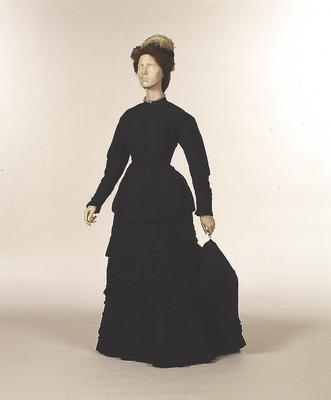 Dress sold by Moore, Taggart & Co