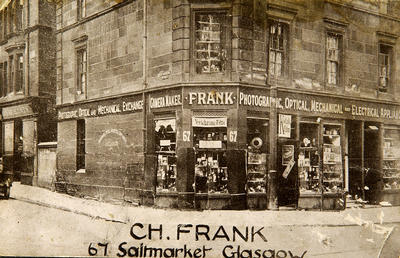 Frank's Photographic Shop
