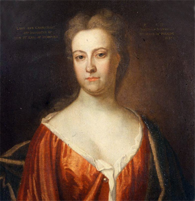 Lady Anne Maxwell
