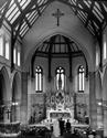 Wedding in St Agnes' Church
