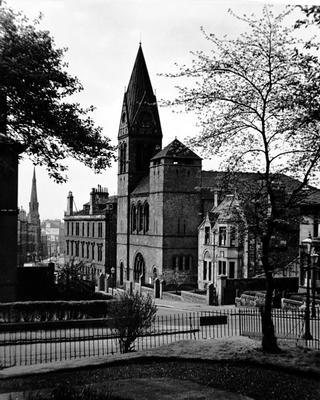Blackfriars Parish Church, 1955