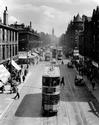 Dumbarton Road Looking East, 1955
