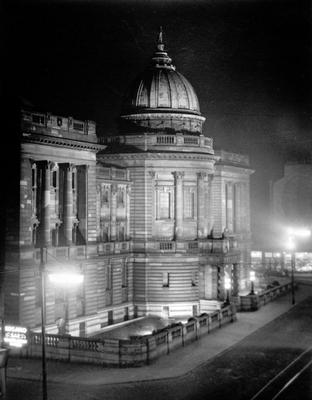 Mitchell Library, 1955