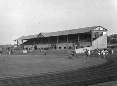 Scotstoun Showground, 1955
