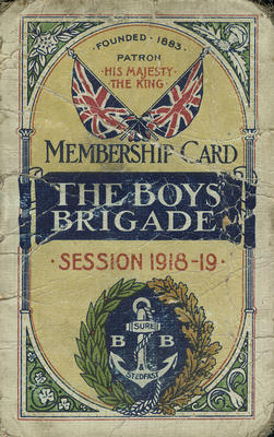 BB membership card