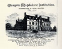 Glasgow Magdalene Institution