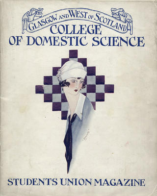 College of Domestic Science Magazine