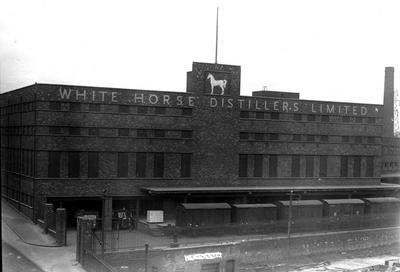 White Horse Warehouse, 1920s
